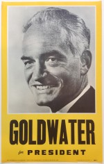Poster #18 –  Goldwater for President