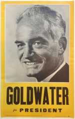 Poster #23 –  Goldwater for President
