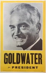 Poster #31 –  Goldwater for President