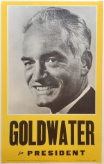 Poster #32 –  Goldwater for President
