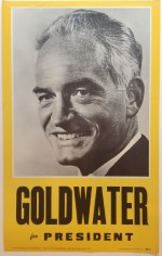 Poster #41 –  Goldwater for President