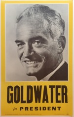 Poster #42 –  Goldwater for President