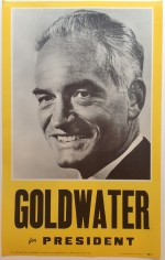 Poster #44 –  Goldwater for President