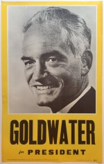 Poster #45 –  Goldwater for President