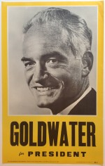 Poster #47 –  Goldwater for President