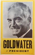 Poster #51 –  Goldwater for President