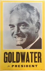 Poster #58 –  Goldwater for President
